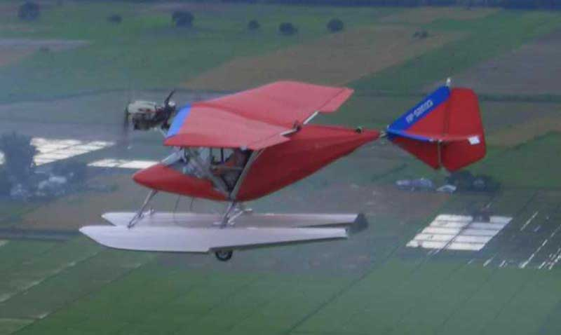 how to bring light aircraft to australia